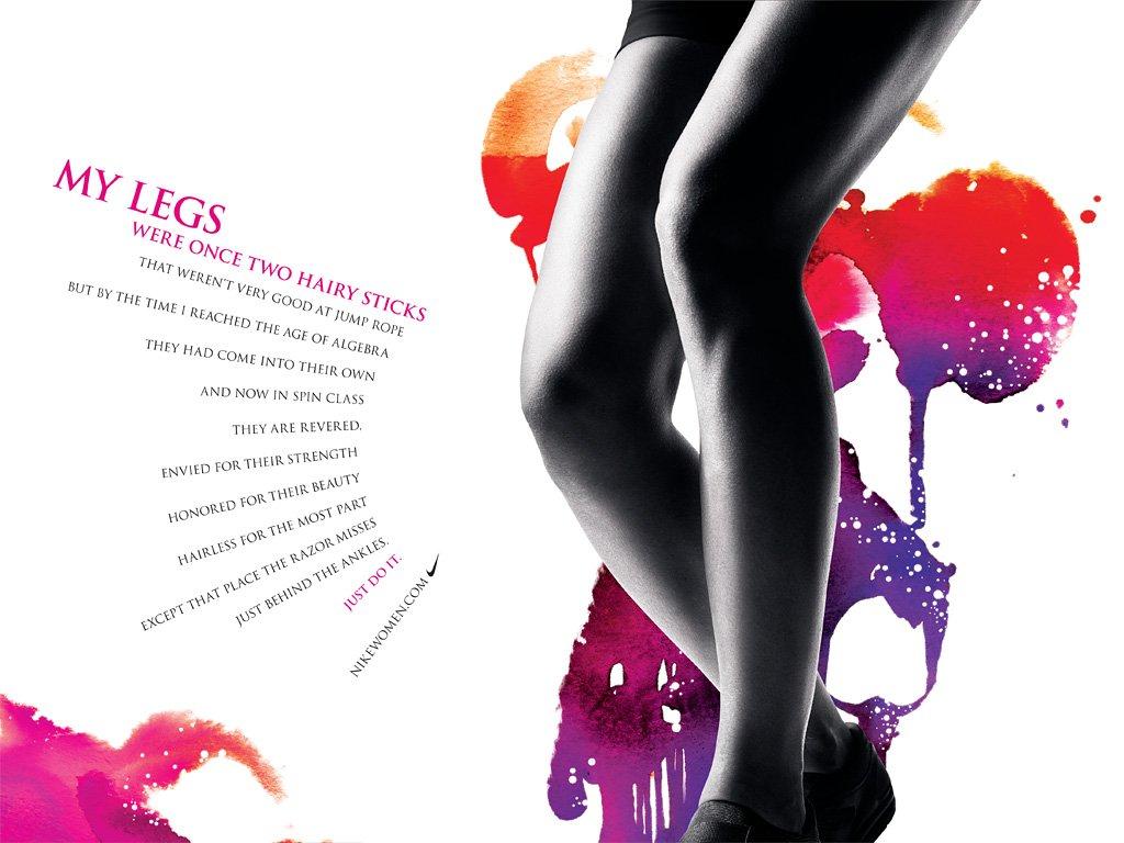 Nike Ads Empower Women La Flaneur